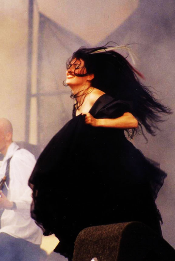 Within Temptation Photo Galleries Live Eindhoven 1998