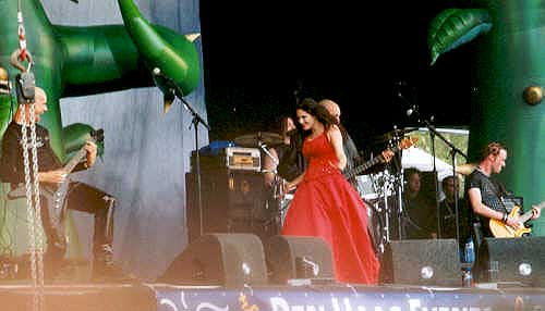 Within Temptation Live Parkpop 2002 Den Haag Netherlands