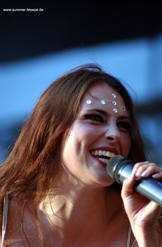 Within Temptation Live 2003 Summerbreeze Festival Germany