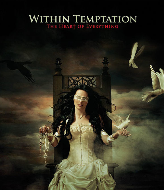 Within Temptation the Heart of Everything 1