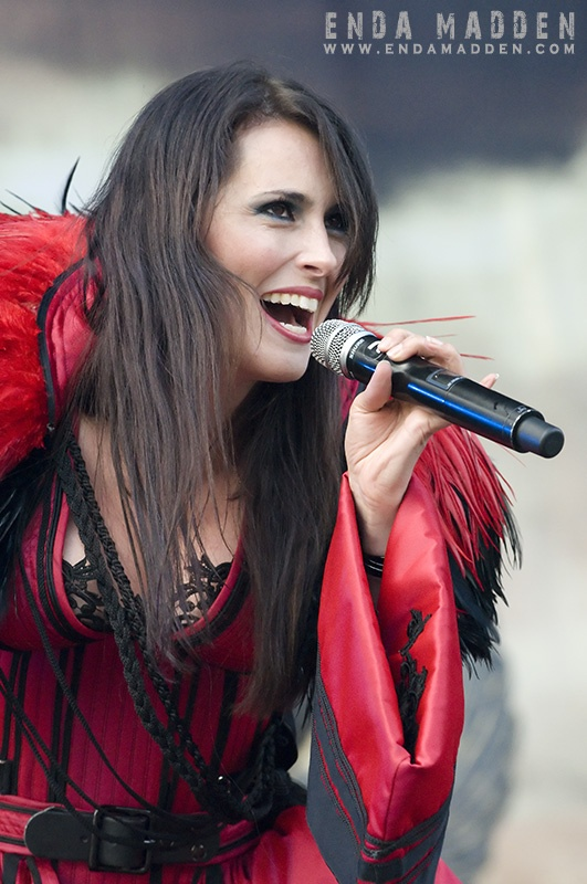 Within Temptation Download Festival United Kingdom