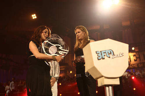 Within Temptation 3FM Awards 2009