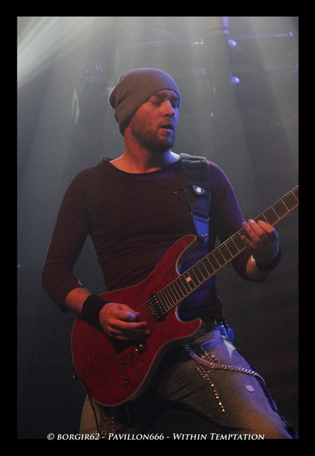 Within Temptation Lille Live 2011