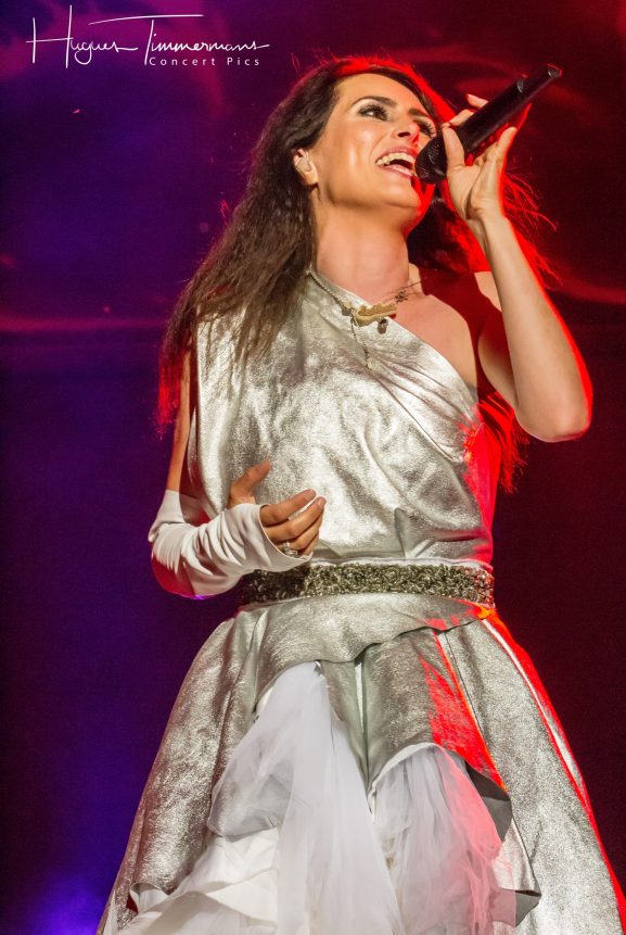 Dutch Rock Within Temptation Suikerrock Live Show