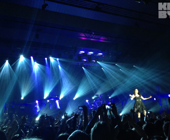 Within Temptation Live Belarus Minsk 2014