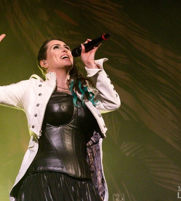 Within Temptation Paris Live 2014