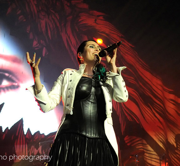 Within Temptation Live 2014 Amsterdam