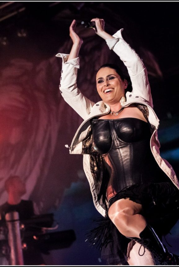Within Temptation Leeuwarden Netherlands Live 2014