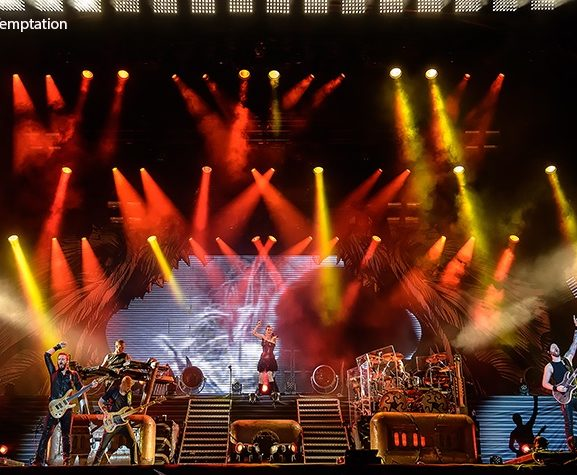 Within Temptation Live 2014 Lokerse Feesten