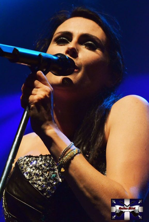 Within temptation Live Montreal Canada 2014