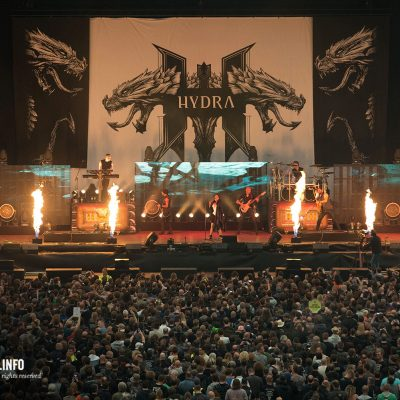 Within Temptation Live Stage Rock Im Revier Hydra