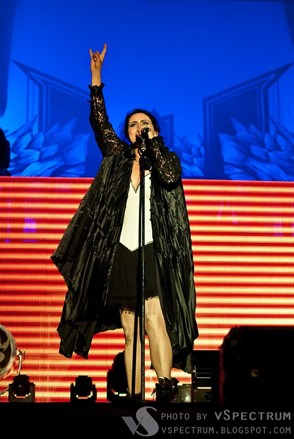 Within Temptation Live Europe Czech Masters Rock Festival