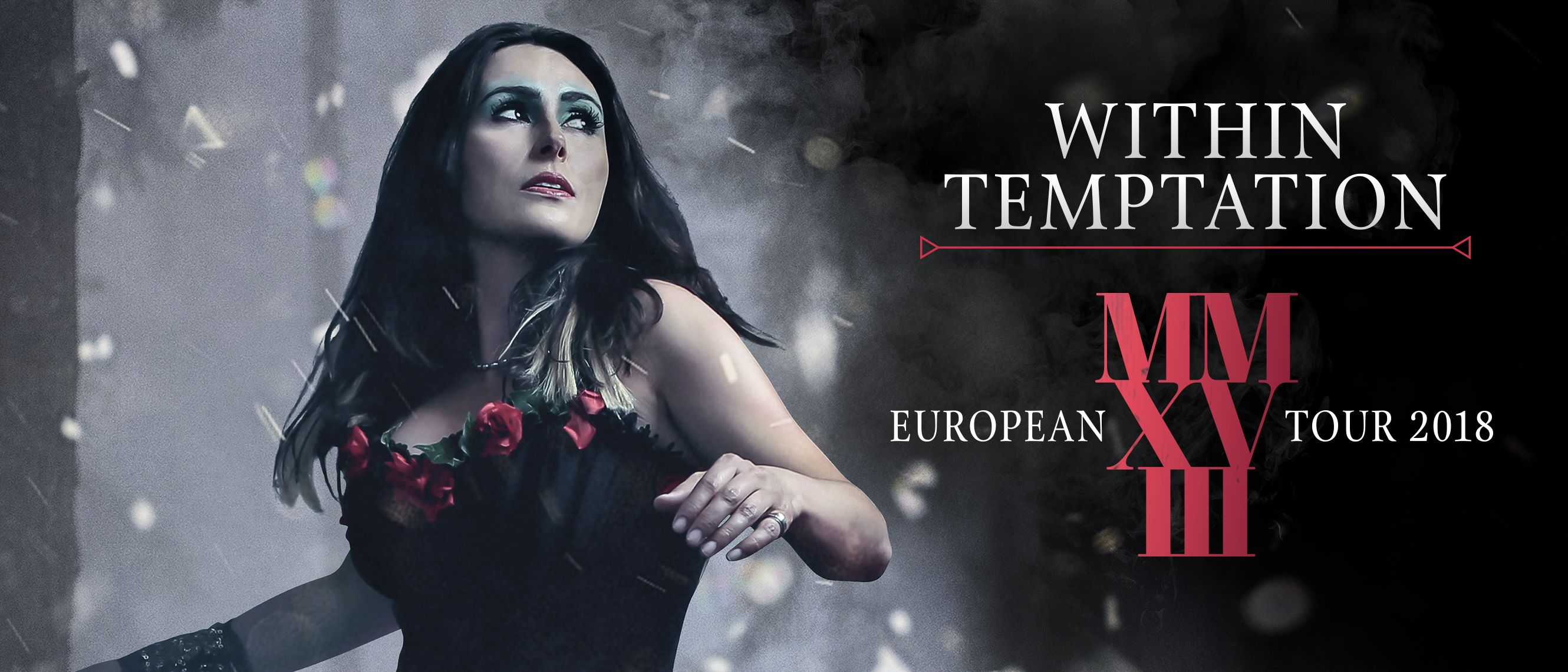 "Within Temptation announced their 2018 ""MMXVIII""-tour"