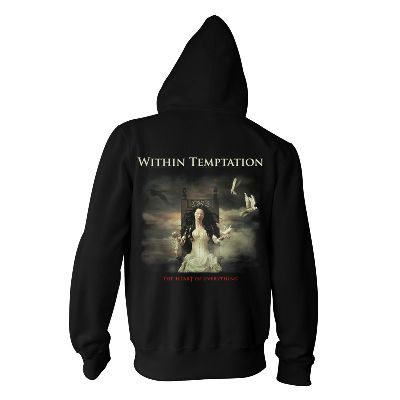 Within Temptation Merchandise Merch Shirt T-Shirt Enter The Heart of Everything The Silent Force Sharon den Adel