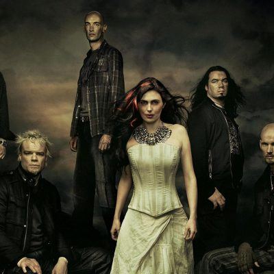 Within Temptation promotional photo for The Heart of Everything