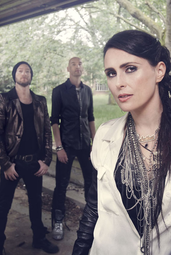 Within Temptation Photo Gallery - Promotional Photography