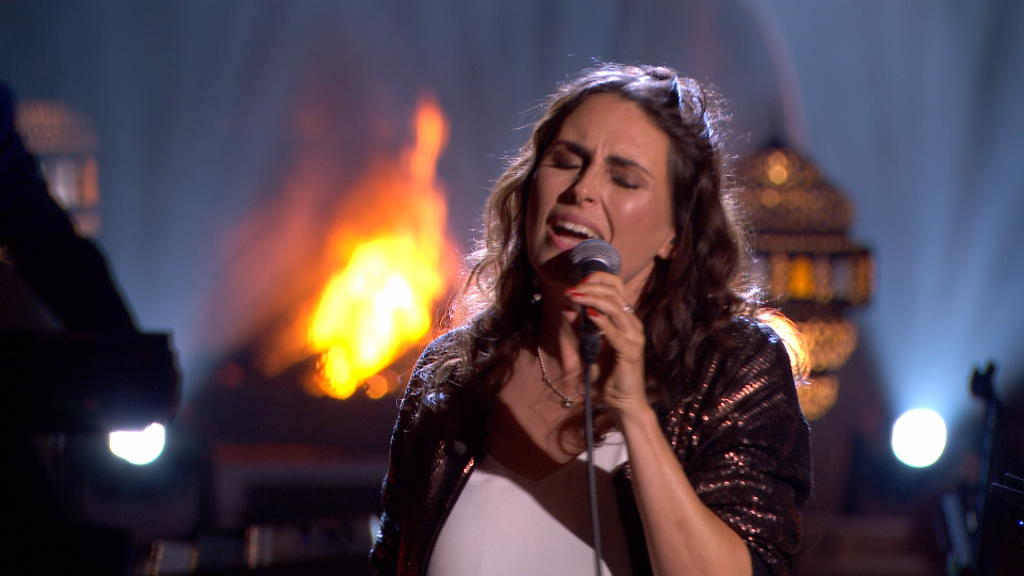 Sharon den Adel Liefde voor Muziek Silvy de Bie Turn Your Love Around