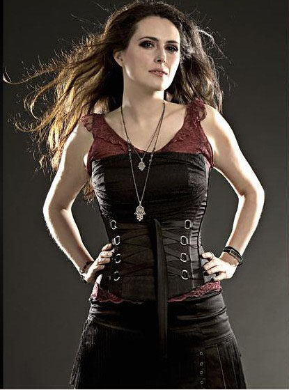 Within Temptation Photo Galleries Photo Session Severin Schweiger