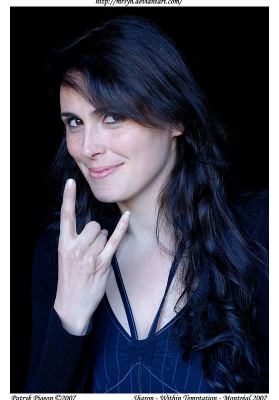 Within Temptation Photo Galleries Photo Session Patryk Pigeon