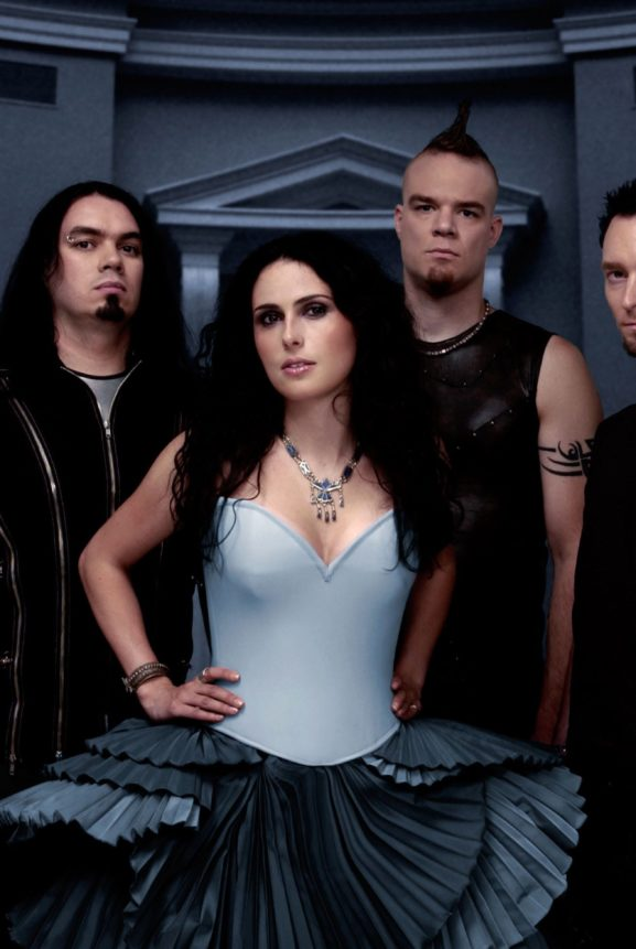 Within Temptation Photo Galleries Promotional The Silent Force