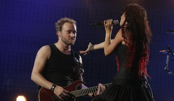 Within Temptation Photo Galleries Appearances TMF Awards Belgium 2007