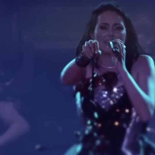 Within Temptation Official Music Video - Titanium (Cover) [Live at ELEMENTS]