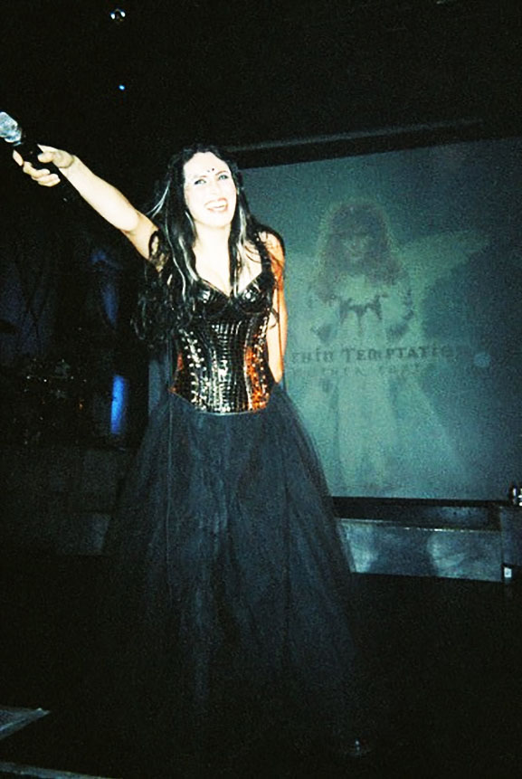 Within Temptation Photo Galleries Live London 2005