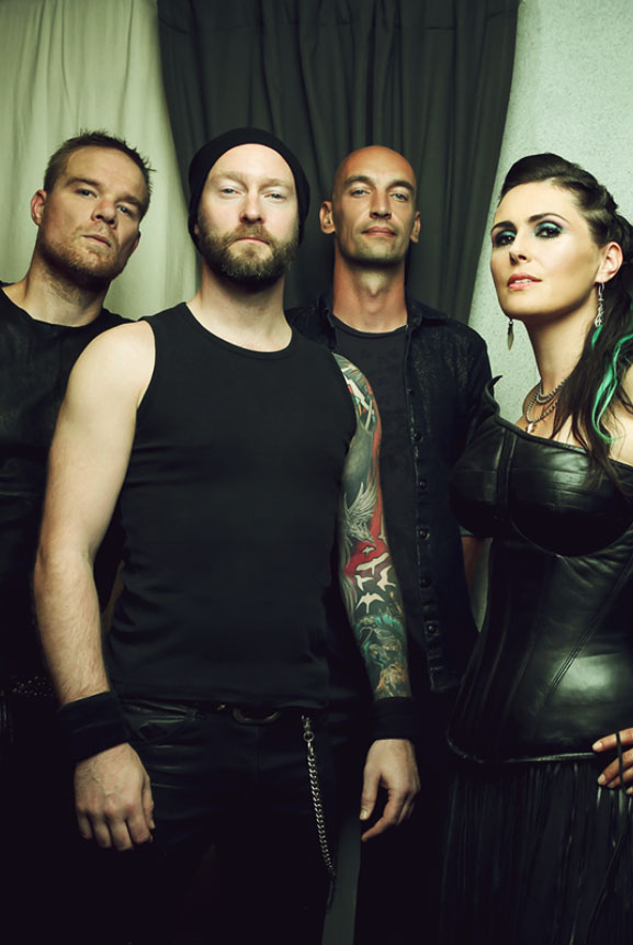 Within Temptation Photo Gallery - Photo Sessions
