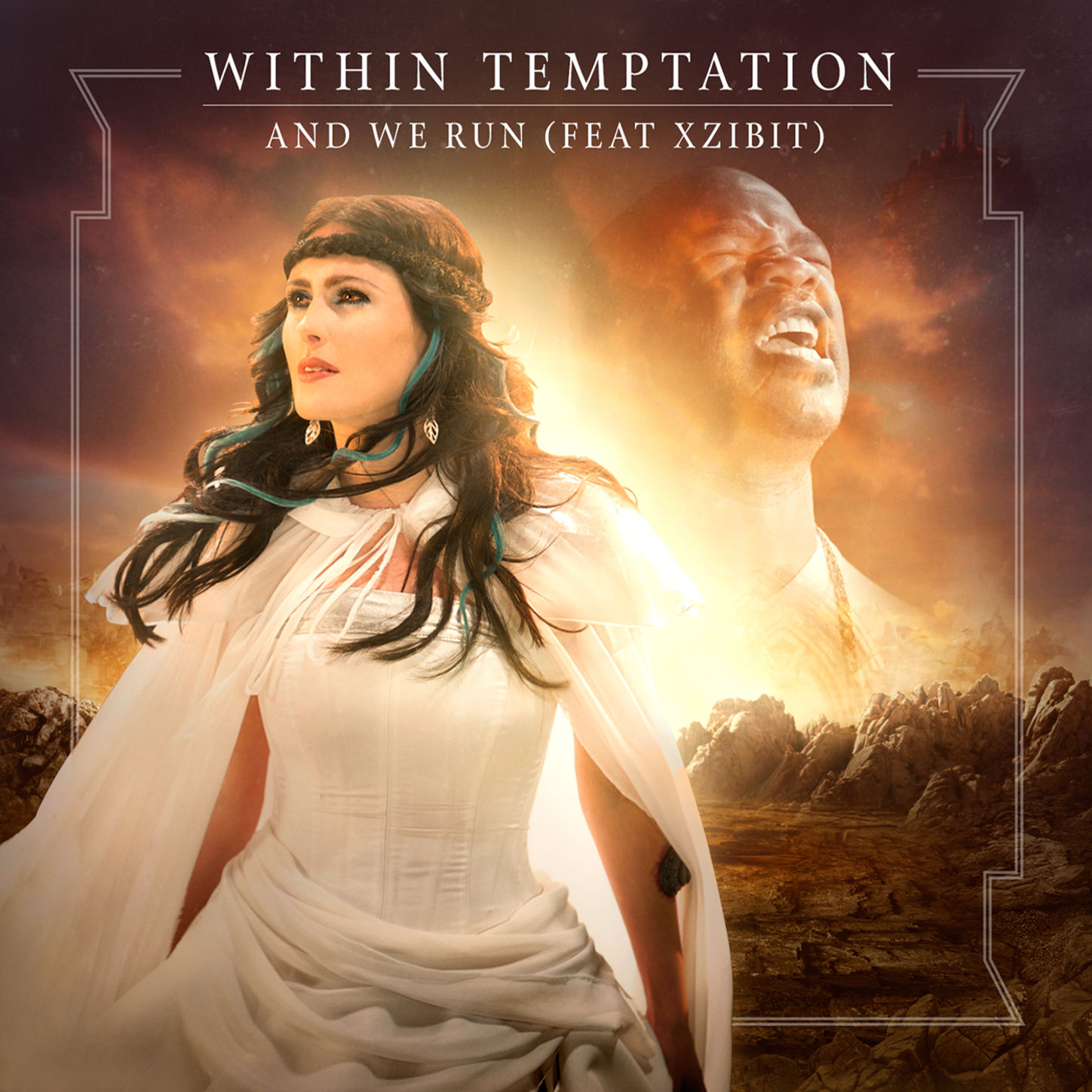 Within Temptation Xzibit And We Run EP