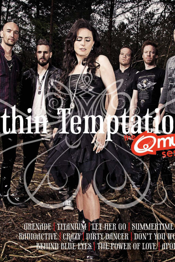 Within Temptation covers on The Q Music Sessions