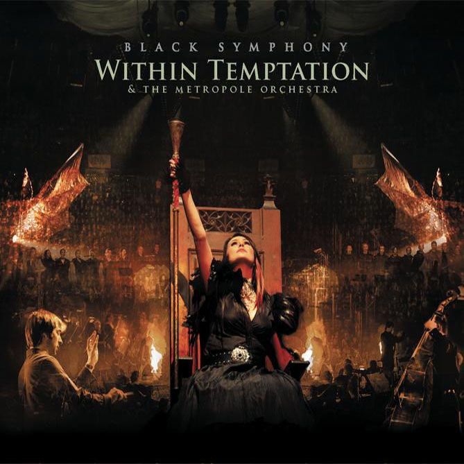 Within Temptation with the Metropole Orchestra in Black Symphony
