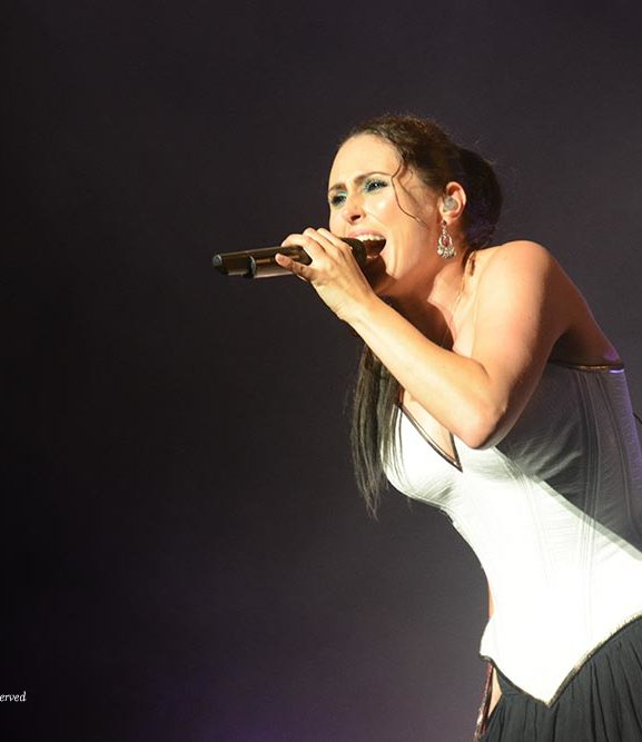 Within Temptation Live Photo Gallery 2015 Huntenpop Ulft Netherlands