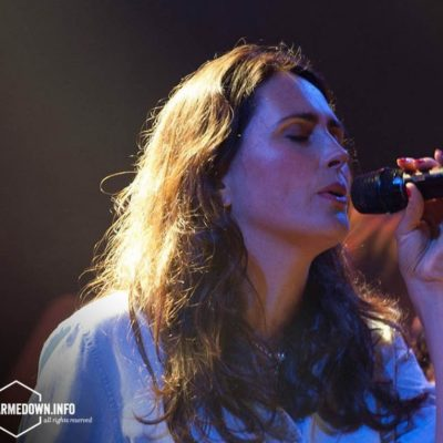 Sharon den Adel My Indigo Shwocase 2018 2017 Amsterdam live Within Temptation