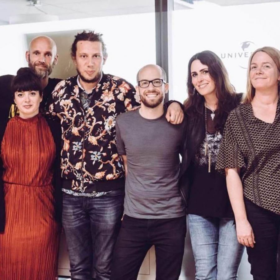 Within Temptation signs contract music deal Universal Vertigo Music Records Germany