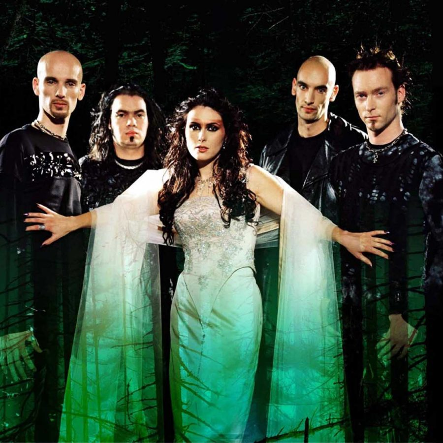 Within Temptation Greatest Hits album Vertigo Records 2018