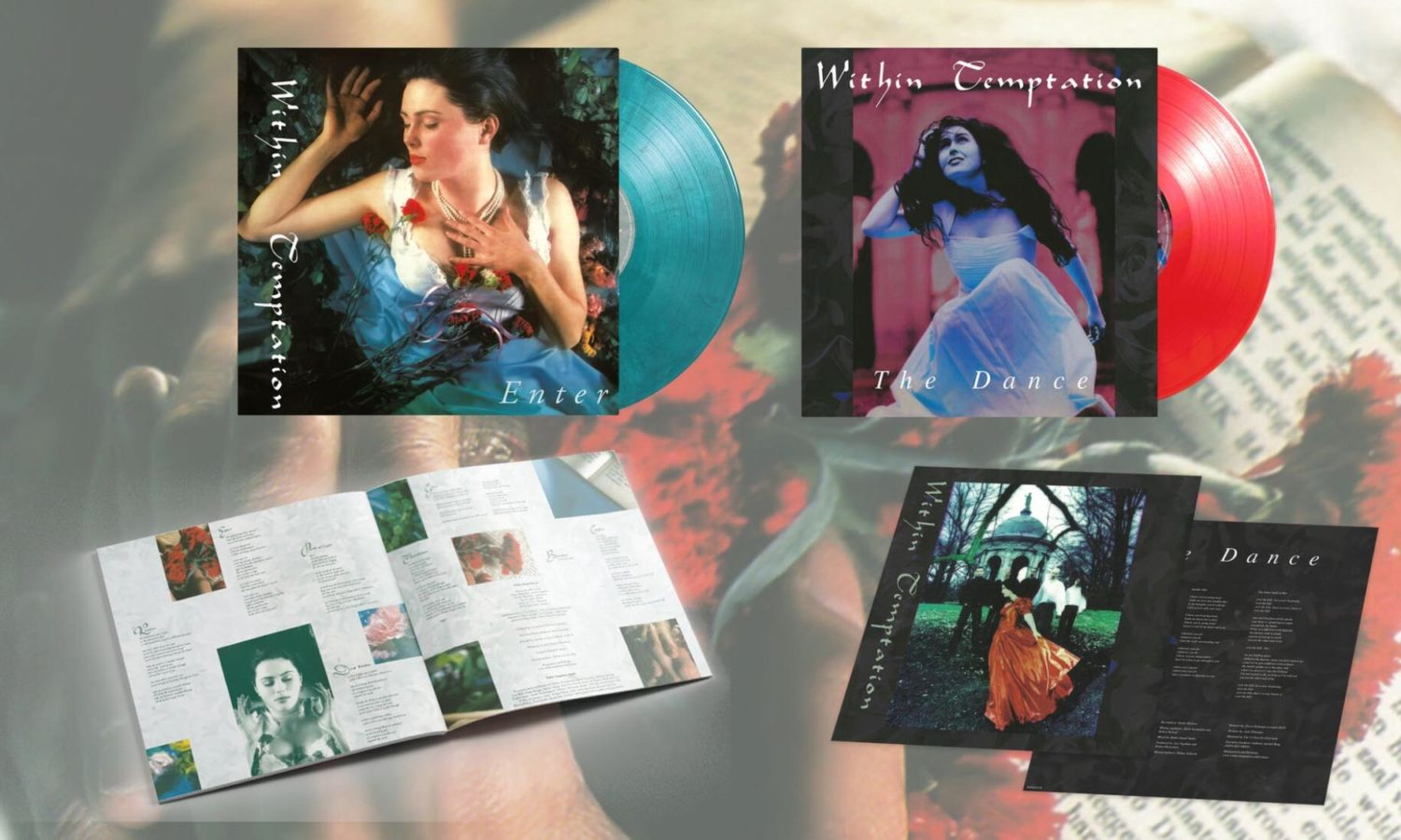Within Temptation to release Enter CD The Dance EP on Vinyl LP 2018 new album