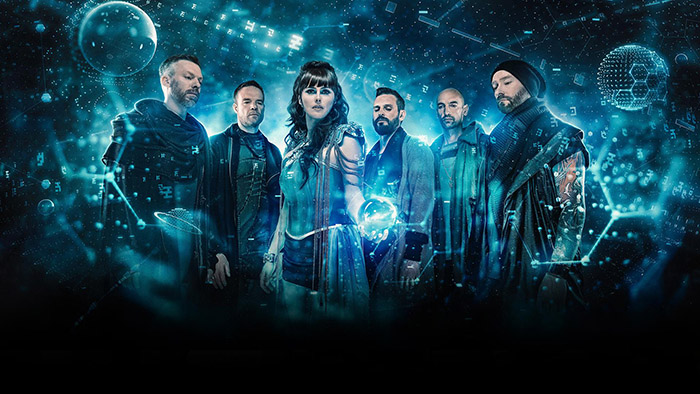 Within Temptation to release RESIST - seventh full length studio album in 2018