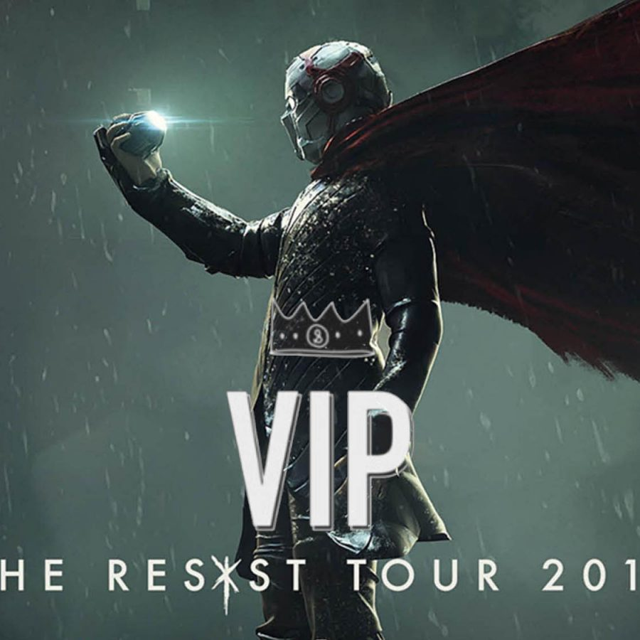 Within Temptation The Resist Tour Europe Live VIP Upgrade