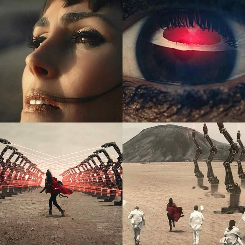 Within Temptation music video RESIST The Reckoning