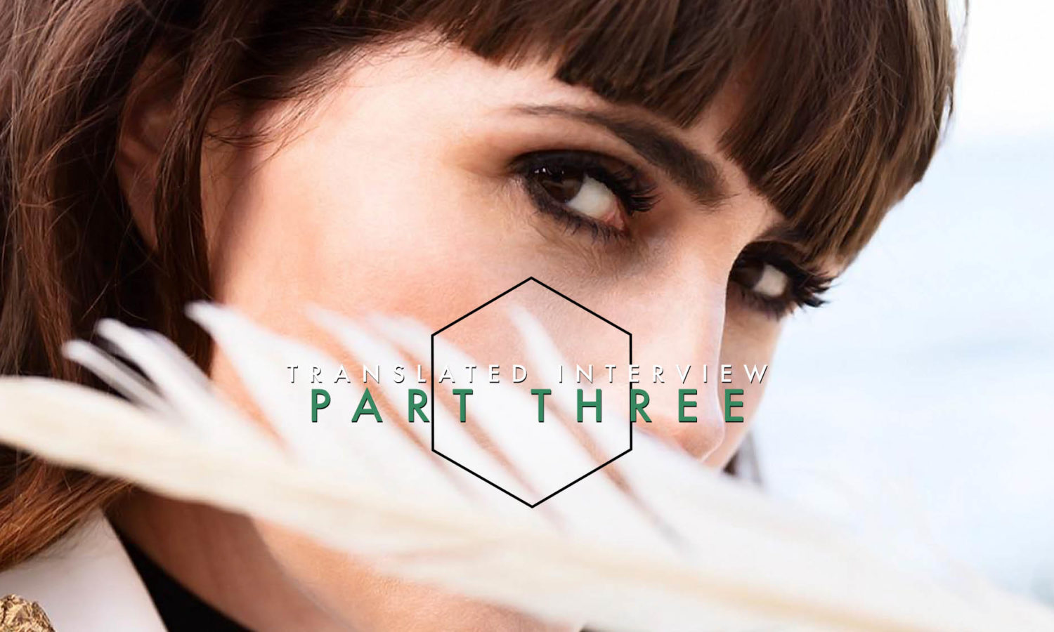Sharon den Adel Vrouw Glossy Within Temptation Interview 2018 - Part Three