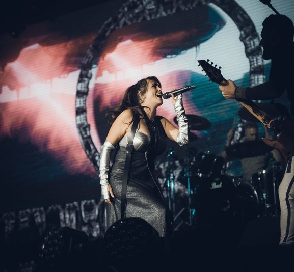 Sharon den Adel Within Temptation Live 2018 Julia Raskova