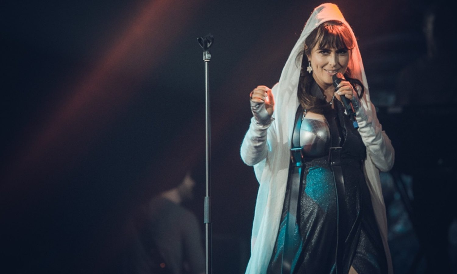 Sharon den Adel Within Temptation RESIST Tour Live Krasnoyarsk Russia 2018