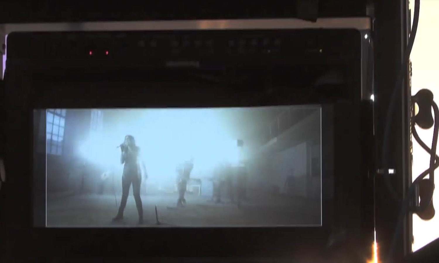 Within Temptation Faster making of Music video Throwback