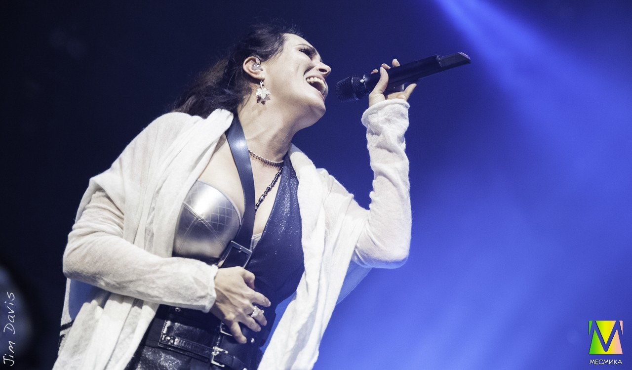 Within Temptation RESIST Live 2018 Moscow Russia