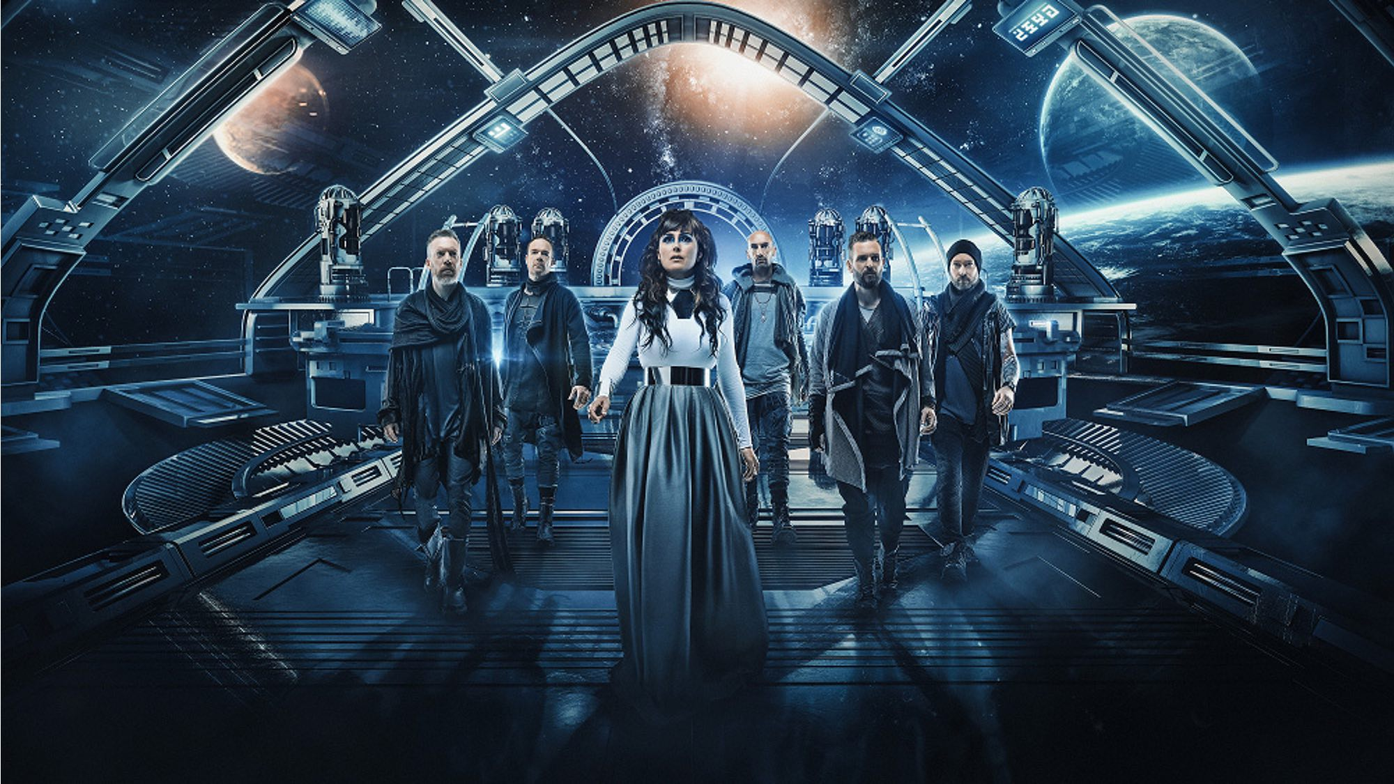 Russia Within Temptation RESIST Live Star Wars photo 2018