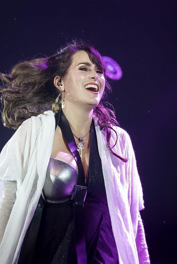 Within Temptation Sharon den Adel Live 2018 Russia Resist