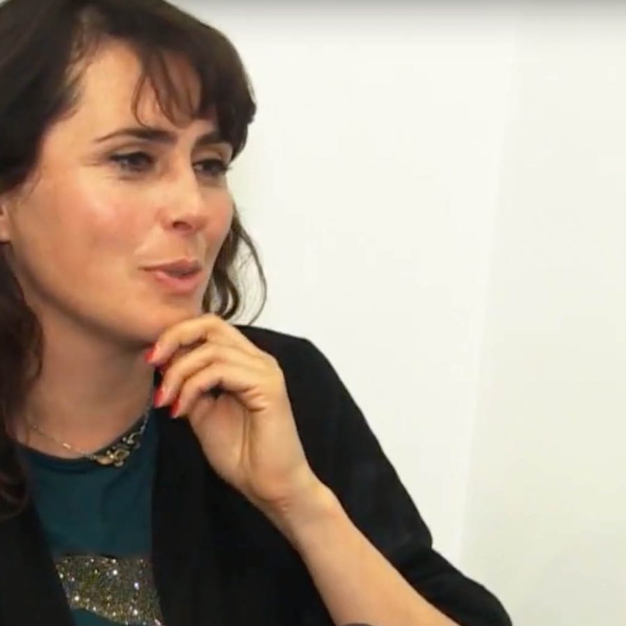 Within Temptation singer Sharon den Adel INTERIA.TV interview Poland 2018