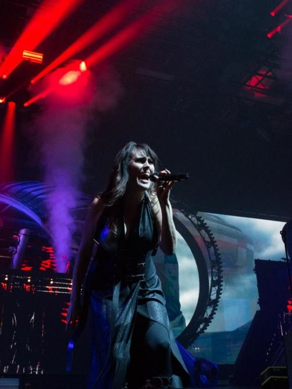 Within Temptation Copenhagen Denmark Live Resist 2018