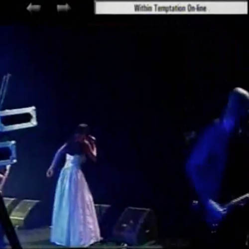 Within Temptation Official Music Video - Ice Queen