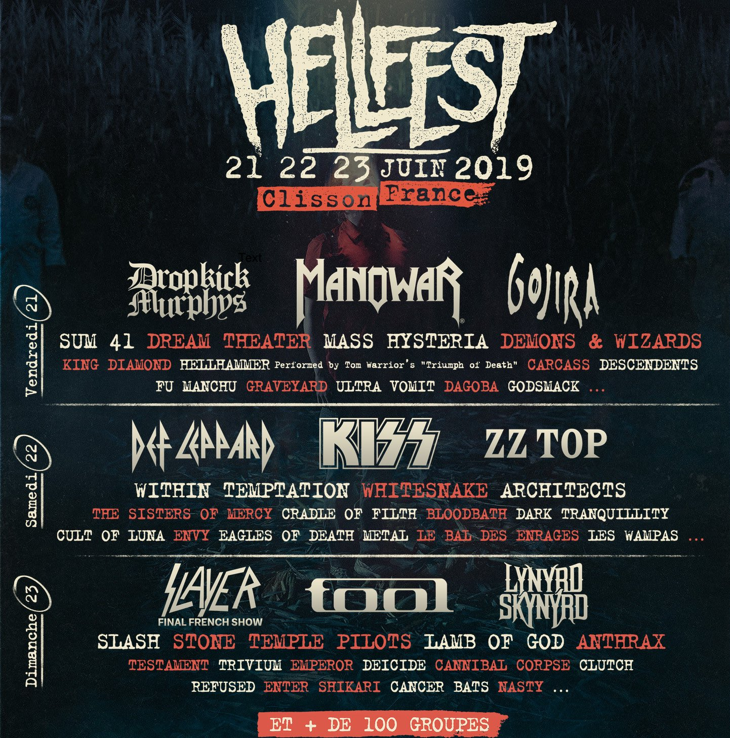 Within Temptation RESIST Festival France Hellfest 2019
